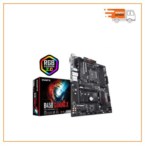 Gigabyte B450 GAMING X DDR4 2nd Gen AMD AM4 Socket MotherBoard