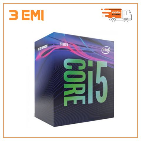 Intel 9th Gen Intel Core i5-9400 Processor