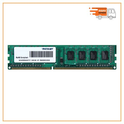 Patriot 8GB DDR3 1600 Bus Desktop Ram