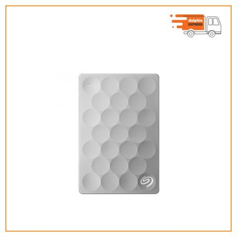 Seagate Backup Plus Ultra Slim 1TB USB 3.0 External HDD