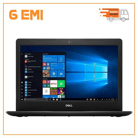 Dell Inspiron 14-3493 10th Generation Intel Core i3-1005G1 Laptop