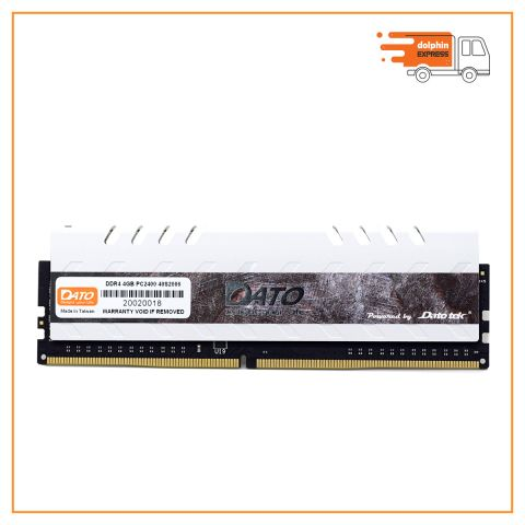 DATO 4GB DDR4 2400MHz Lo-dimm for Desktop with heatsink