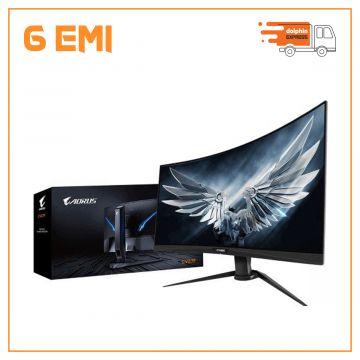Gigabyte Aorus CV27F 27 Inch 165Hz Curved Gaming Monitor