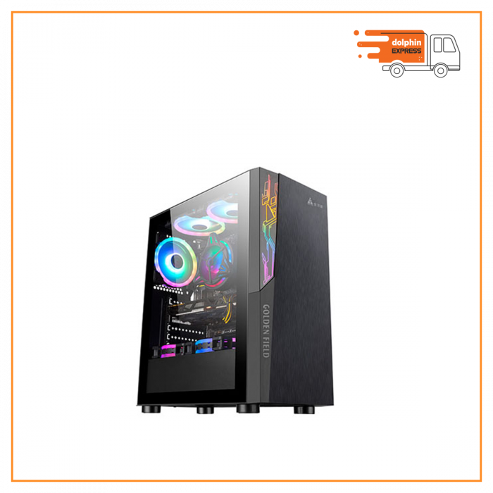 Golden Field 1091B Gaming Desktop Case