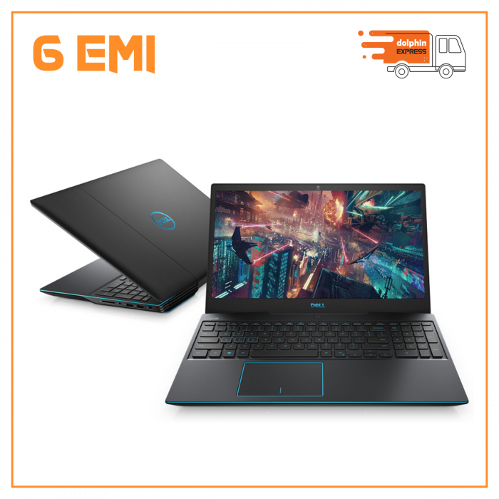 Dell G3 15 3500 - Intel i7 10th Gen with 16GB RAM Gaming Laptop