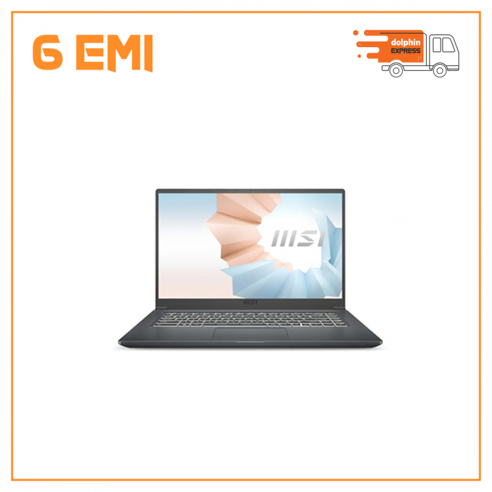 MSI Modern 15 A11SB Core i5 11th Gen 2GB Graphics 15.6 inch FHD Laptop