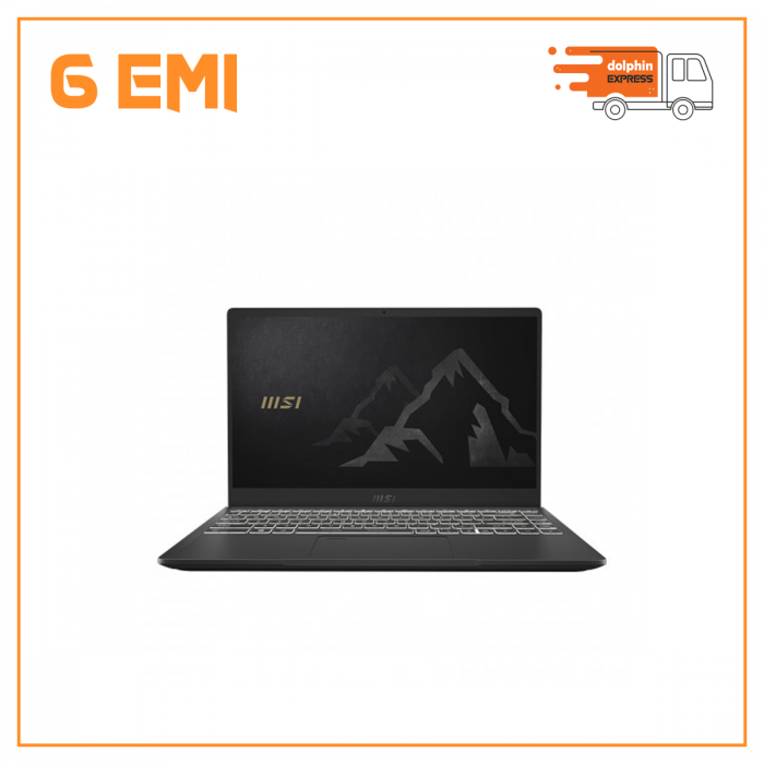 "MSI Summit E15 A11SCST Intel Core i7 11th Gen 15.6"" FHD Touch Gaming Laptop"