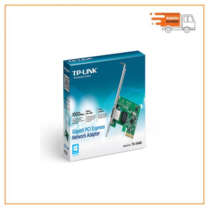 TP-Link TG-3468 Gigabit PCI Express Lan Card