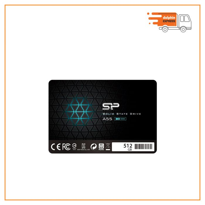 Silicon Power A55 512GB SATAIII M.2 SSD