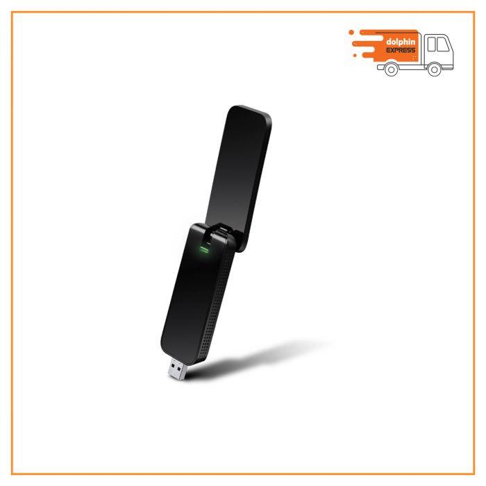 TP-Link Archer T4U AC1300 High Gain Wireless MU-MIMO Dual Band USB Adapter