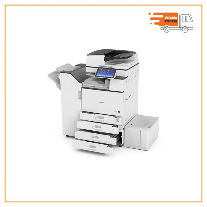 RICOH MP 6055SP Black And White PhotoCopier