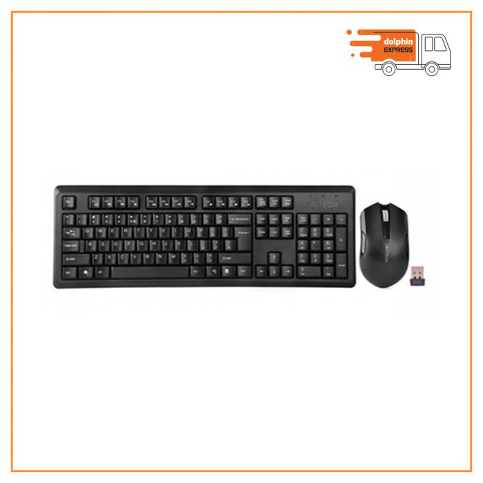 A4tech 4200N Wireless Keyboard Mouse Combo