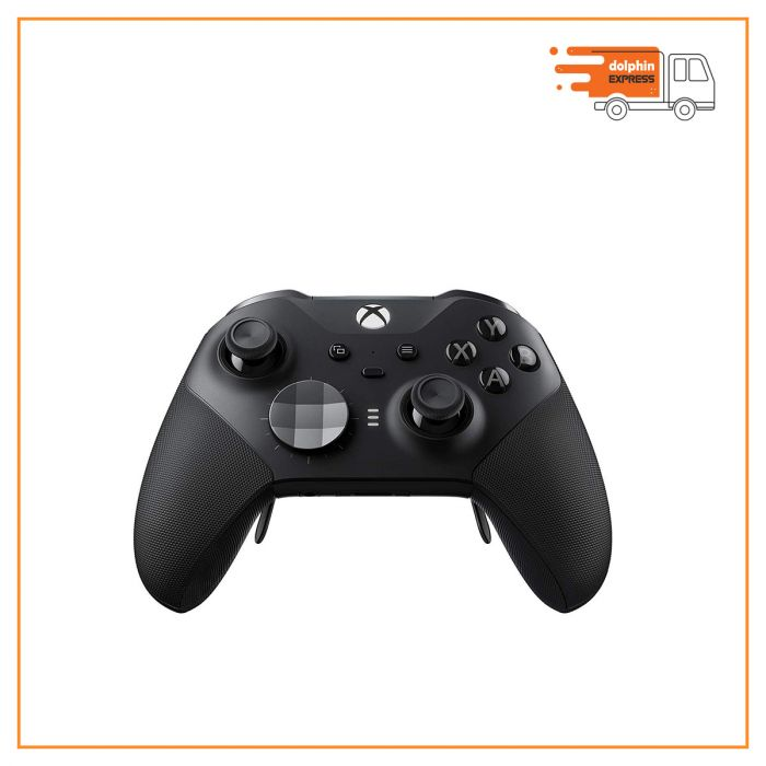 Microsoft Xbox Elite Series 2 Black Wireless Controller