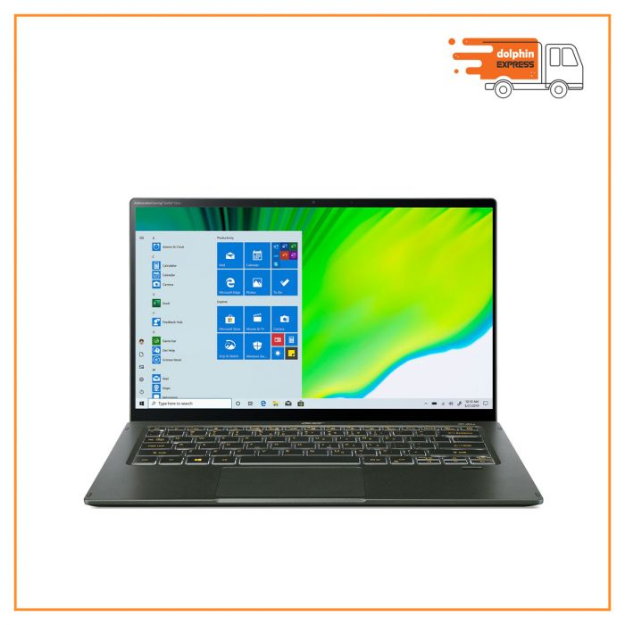 Acer Swift SF514-55TA 11th Generation Intel Core i5-11135G7 Laptop