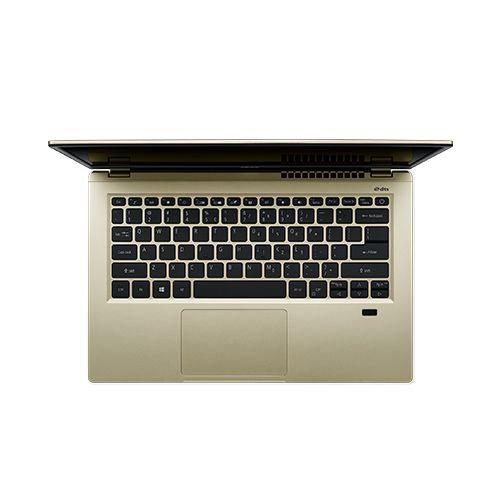 Acer Swift 3X SF314-510G-74RJ Intel Core i7 1165G7 14 Inch FHD IPS Display Safari Gold Laptop