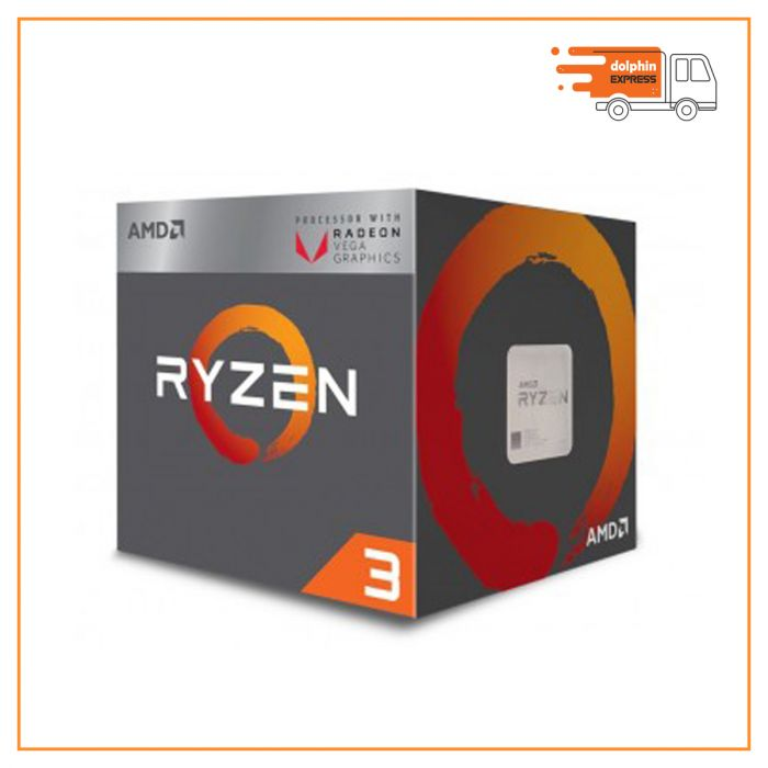 AMD Ryzen 3 3200G Processor with Radeon RX Vega 8 Graphics