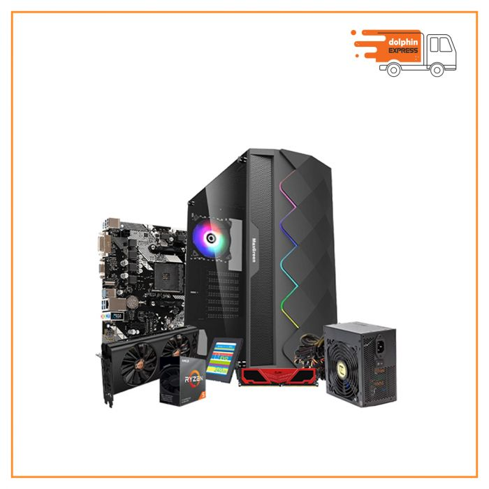 AMD Ryzen 5 3600 Desktop Gaming PC
