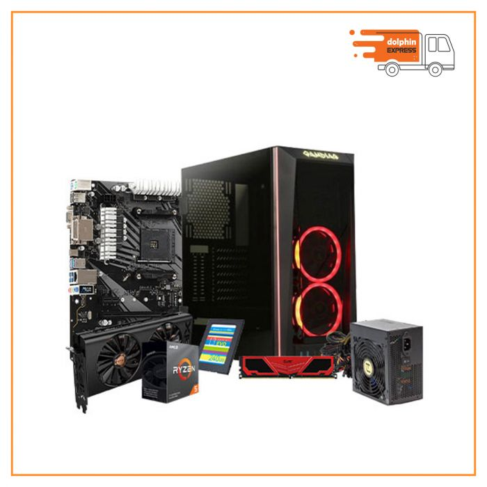 AMD Ryzen 5 3600X Desktop Gaming PC