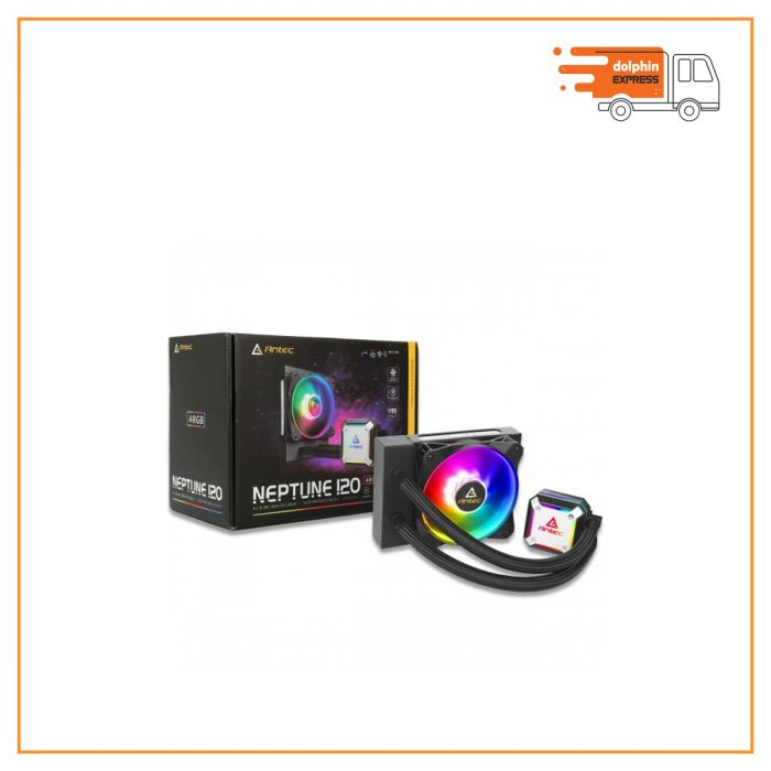 Antec Neptune 120 Advanced All in One ARGB CPU Cooler
