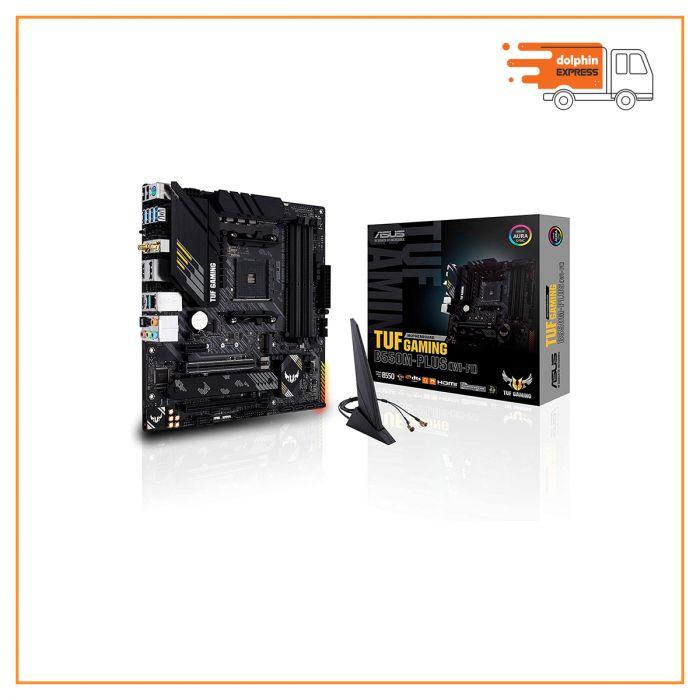 Asus TUF Gaming B550M-Plus Micro ATX AM4 Motherboard