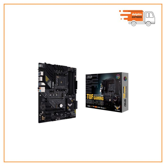 Asus TUF Gaming B550 Plus ATX AM4 Motherboard