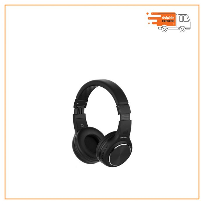 Awei A600BL HiFi Bluetooth Headphone Foldable Stereo Wired and Wireless Headset