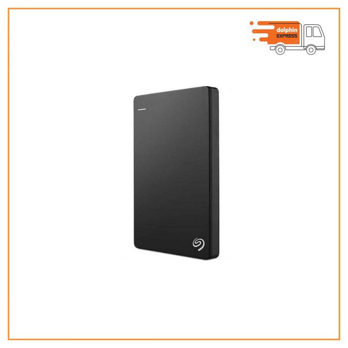 Seagate External Storage Backup Plus Slim 2TB Black HDD