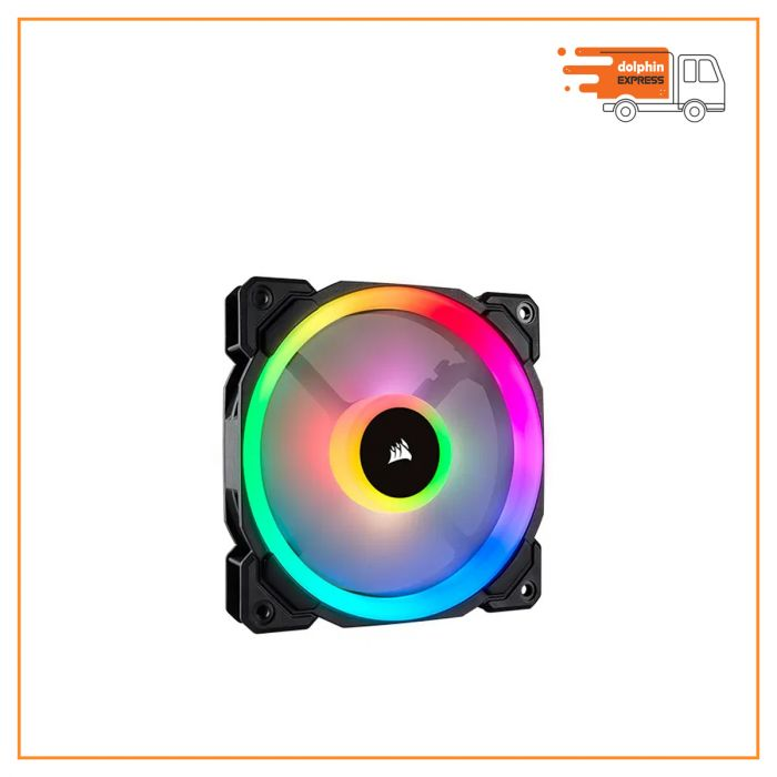 Corsair LL120 Dual Light Loop RGB LED Casing Cooler