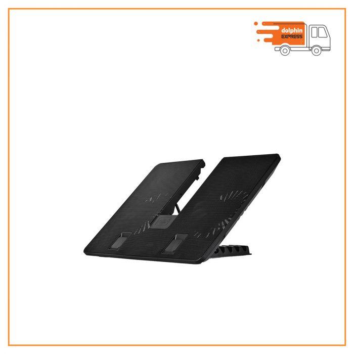 Deepcool U PAL Black 15.6 Inch Laptop Cooler