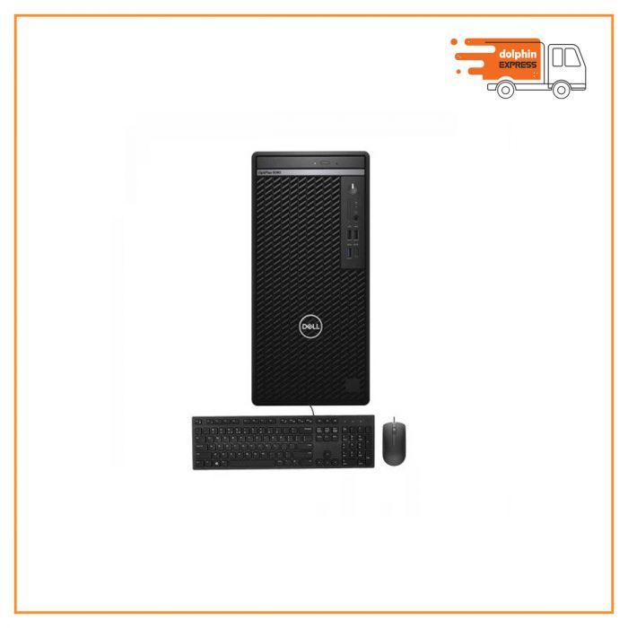 Dell Optiplex 5080 MT Core i7 10th Gen Mid Tower Brand PC
