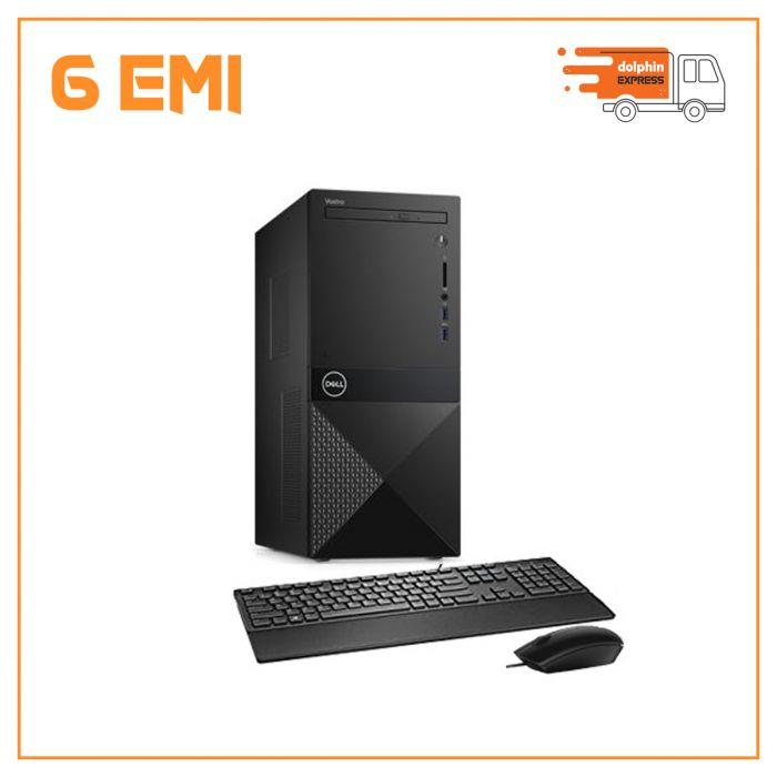Dell Vostro 3671 9th Gen Intel Core i3 9100 Tower Brand PC