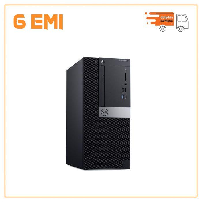 Dell Optiplex 5070 MT 9th Generation Intel® Core™ i7-9700 Brand PC