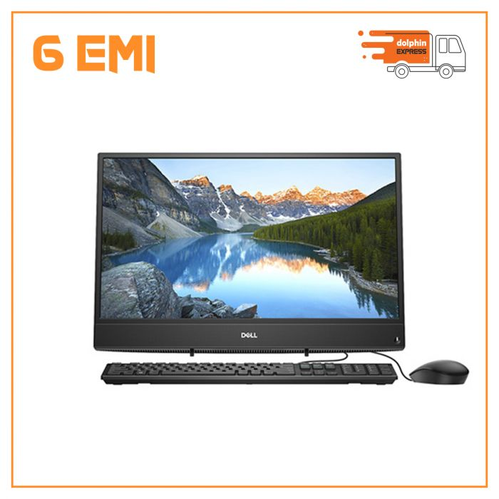 """Dell Inspiron 22 3280 8th Gen Intel® Core™ i5-8265U All In One PC 21.5""""Touch Full HD"""