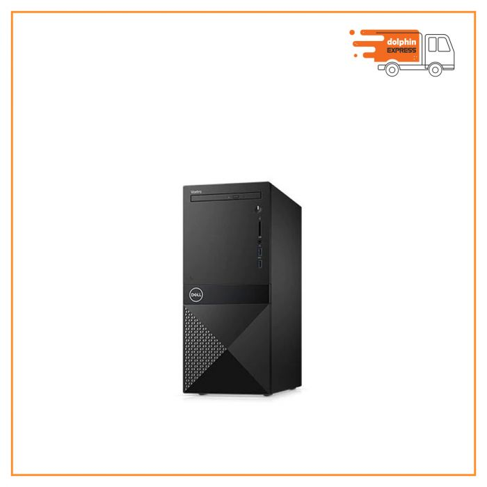 DELL Vostro 3888MT  Core i7 10TH Generation Brand PC