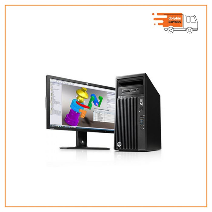 HP Z4 G4 Tower Intel Xeon 2123 Workstation