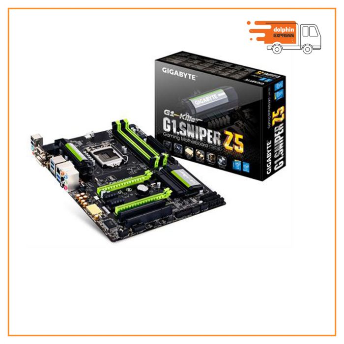 GIGABYTE Z87 CHIPSET MOTHER BOARD G1.SNIPER Z5
