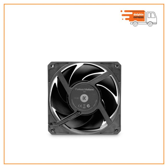EKWB EK-Furious Meltemi 120 mm Casing Cooler