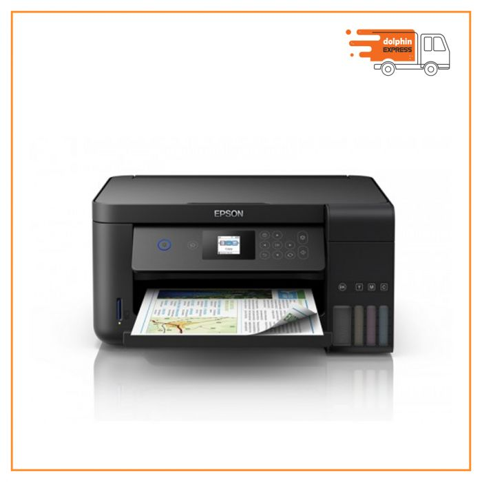 Epson L4160 All-in-One Ink Tank Wi-Fi Duplex Printer