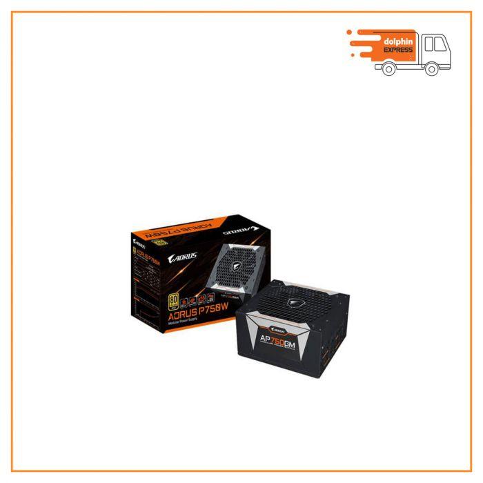 Gigabyte AORUS P750W 80+ GOLD Modular Power Supply