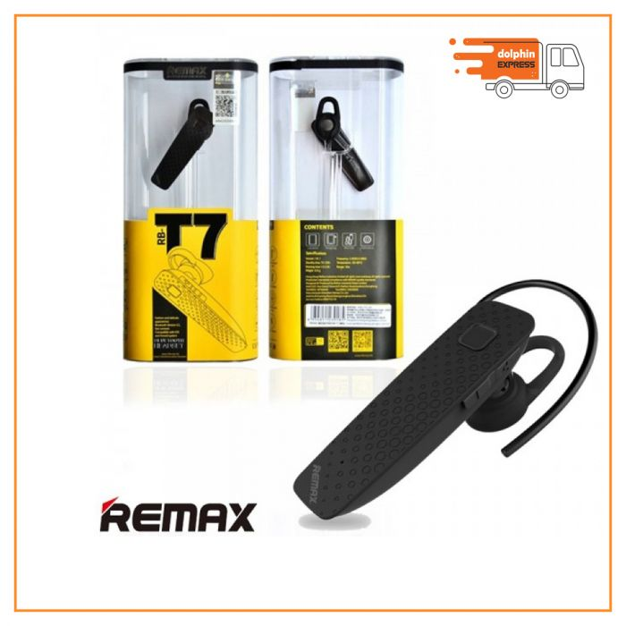 REMAX RB-T7 BLUETOOTH HEADSET