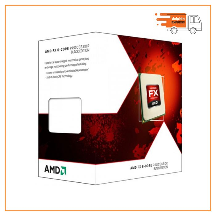AMD PROCESSOR FD6100WMGUSBX AMD FX-6100 6-CORE