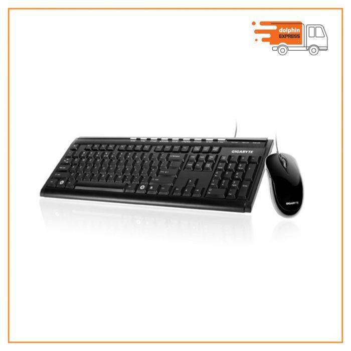 Gigabyte KM6150 Combo USB Keyboard & Mouse