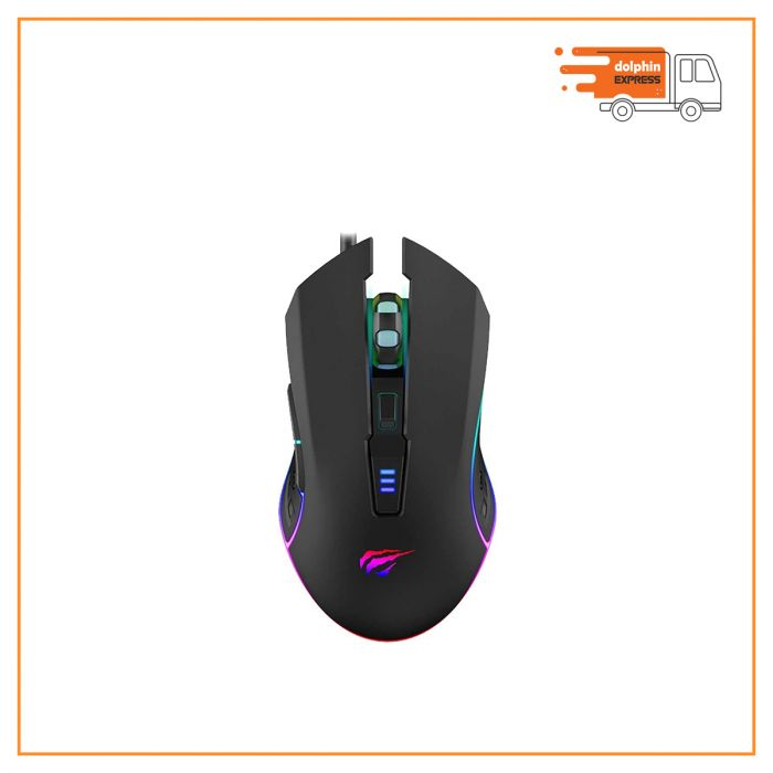 Havit MS1018 RGB Gaming Mouse
