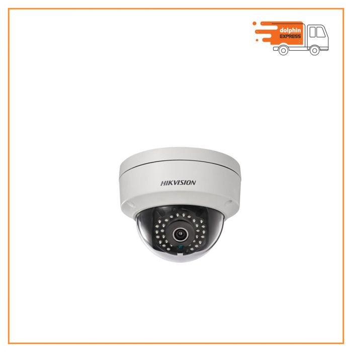 Hikvision DS-2CD2120F-I 2MP IR Fixed Dome IP Camera