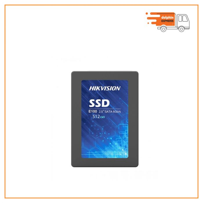 Hikvision HS-SSD-E100 512GB SATA 2.5 Inch