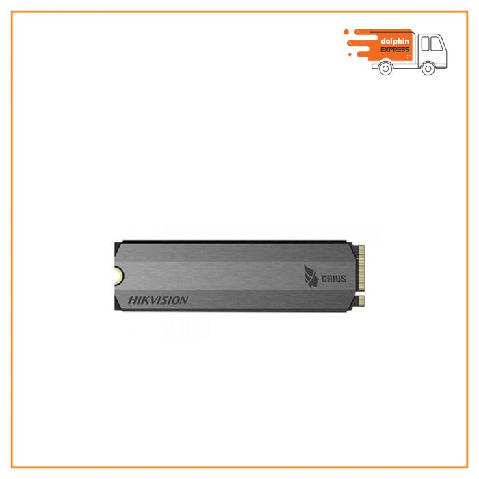 Hikvision E2000 512GB M.2 2280 PCIe 3.0 x4 NVMe SSD