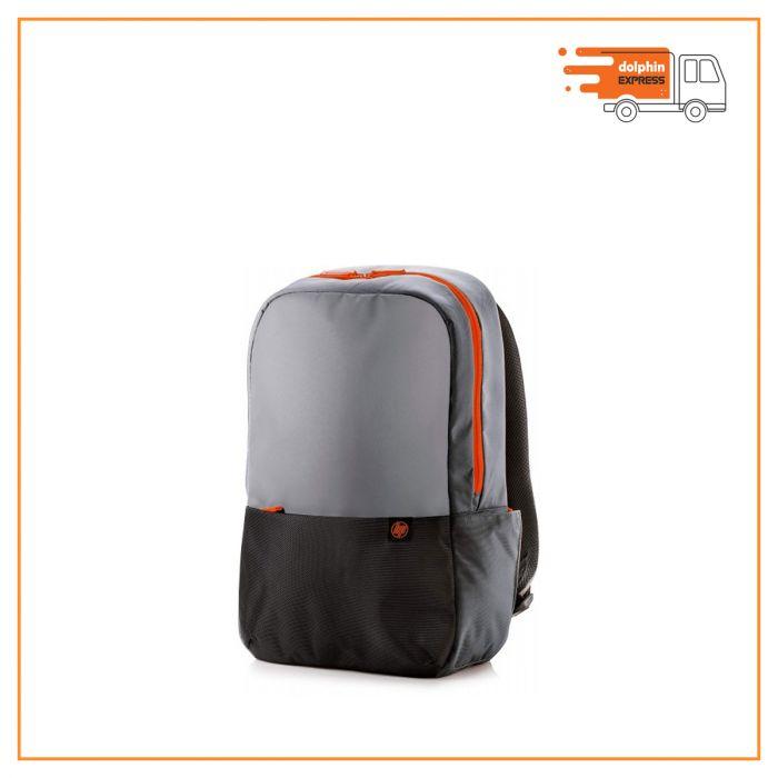 HP 15.6 Inch Duotone Orange Backpack