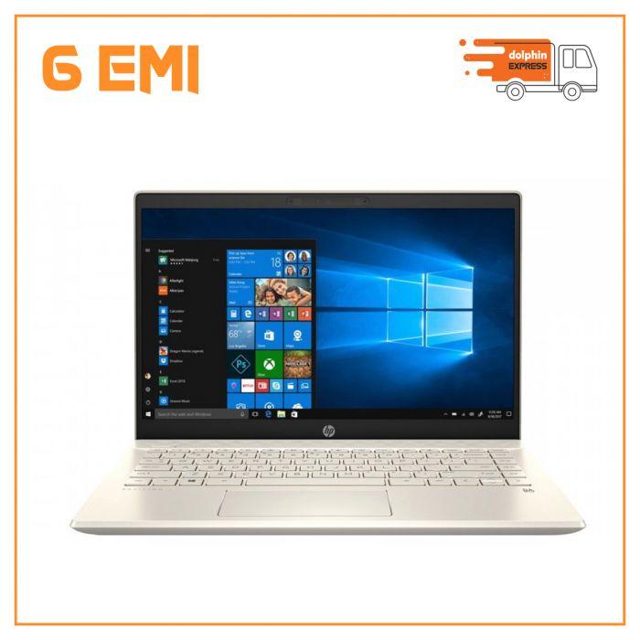 HP Pavilion 14-Ce3044TX 10th Gen Intel Core i5 1035G1 Laptop