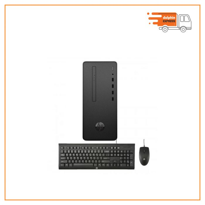HP Desktop Pro G3 9th Generation Intel Core i3 9100 Micro Tower Brand PC