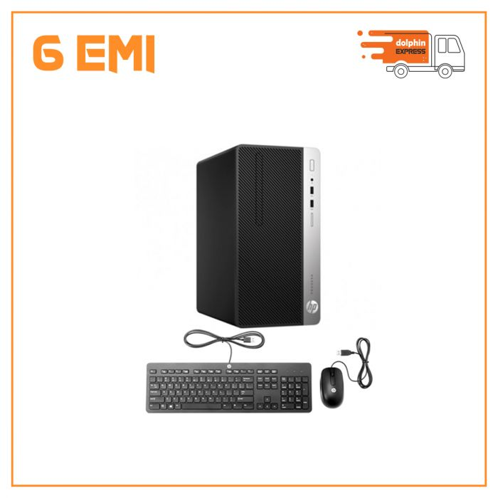 HP ProDesk 400 G5 MT 8th Generation Intel® Core™ i5-8500 Brand PC